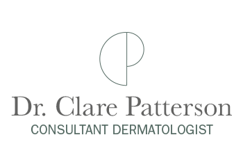 logo design for Dr Clare Patterson
