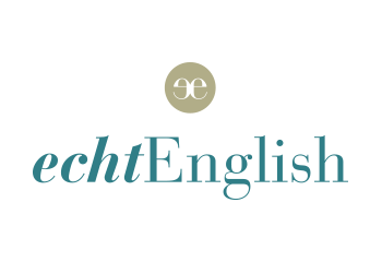 logo design for Echt English