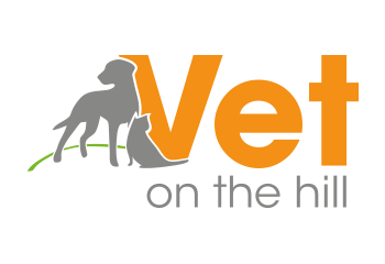 logo design for Vet on the Hill